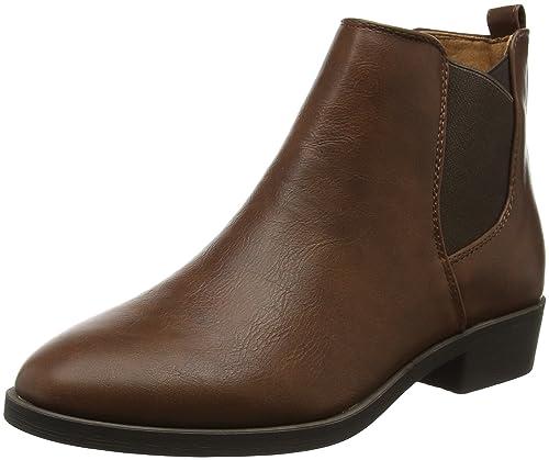 cee64171 New Look Carlson, Botas Chelsea para Mujer, Beige (Moreno), 36 EU:  Amazon.es: Zapatos y complementos