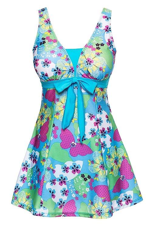 Vestido corte mariposa