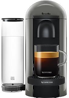 Amazon.com: Cafetera Nespresso VertuoPlus Titan de lujo y ...