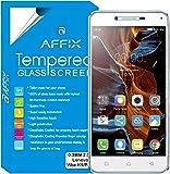 "Affix AFLVK5TG Tempered Glass for Lenovo Vibe K5 / Lenovo Vibe K5 Plus (5.0"" Display) , (Transparent)"