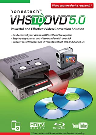 honestech vhs to dvd 3.0 deluxe download