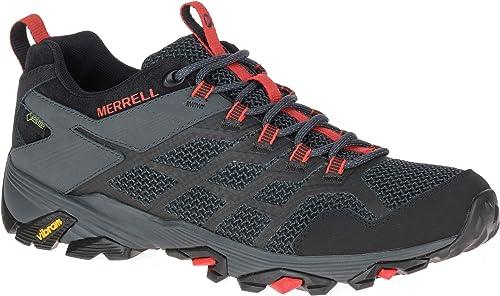 merrell moab fst 2 hiking shoes - womens key