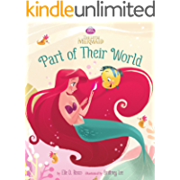 The Little Mermaid Picture Book: Part of Their World (Disney Picture Book (ebook))