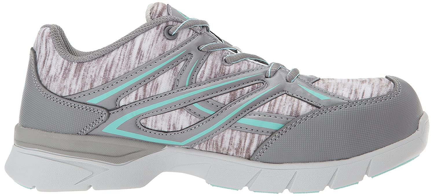 Wolverine Womens Jetstream Athletic Composite Toe Work Shoe