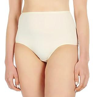 Ladies 5 Pack Microfibre No VPL Full briefs Nude White Black 12 14 ... 12ae36da1