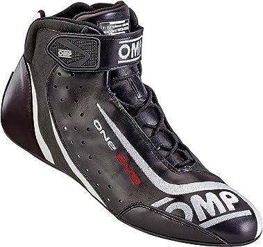 OMP Unisex-Adult ONE EVO SHOES Black 45