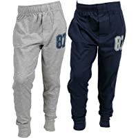 ABITO Track Pant for Boys 1-15 Years Smart Joggers Navy Grey