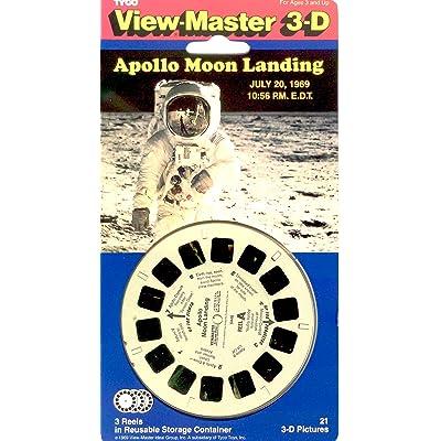 View Master: Apollo Moon Landing: Toys & Games