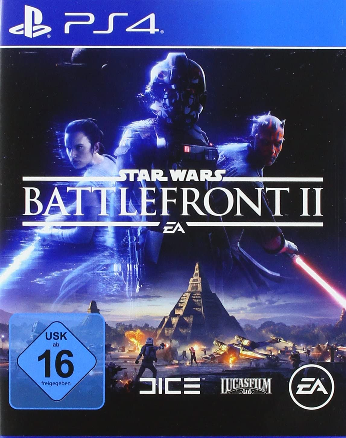 Star Wars Battlefront II | PlayStation 4 [Importación alemana]: Amazon.es: Videojuegos