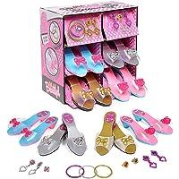 deAO Juego de Zapatos y Accesorios de Princesa