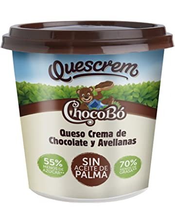 Chocobó, crema de chocolate y avellanas. Pack 6 unidades x 250 gramos