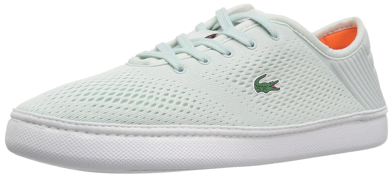 Lacoste Women's L.ydro Lace Sneakers B072N4B7H4 9 B(M) US|Light Blu/Fluro Org Textile