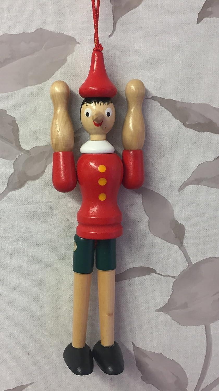 Poupée La Marionnette En BoisPeinte Pinocchio À MainPour tQBdsCxohr