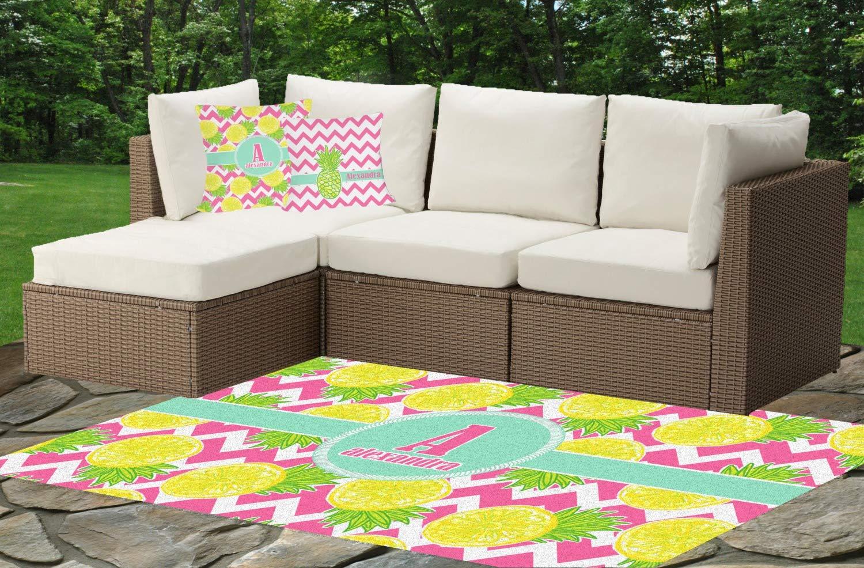 Amazon.com: RNK tiendas piñas alfombra interior/exterior ...