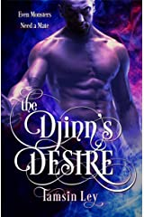 The Djinn's Desire (Mates for Monsters Book 5) Kindle Edition
