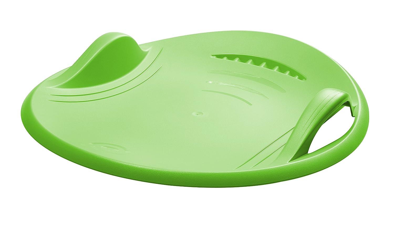 Plastkon Schneerutscher Sledge Discs SUPERNOVA 70, grün, One Size, 41107892