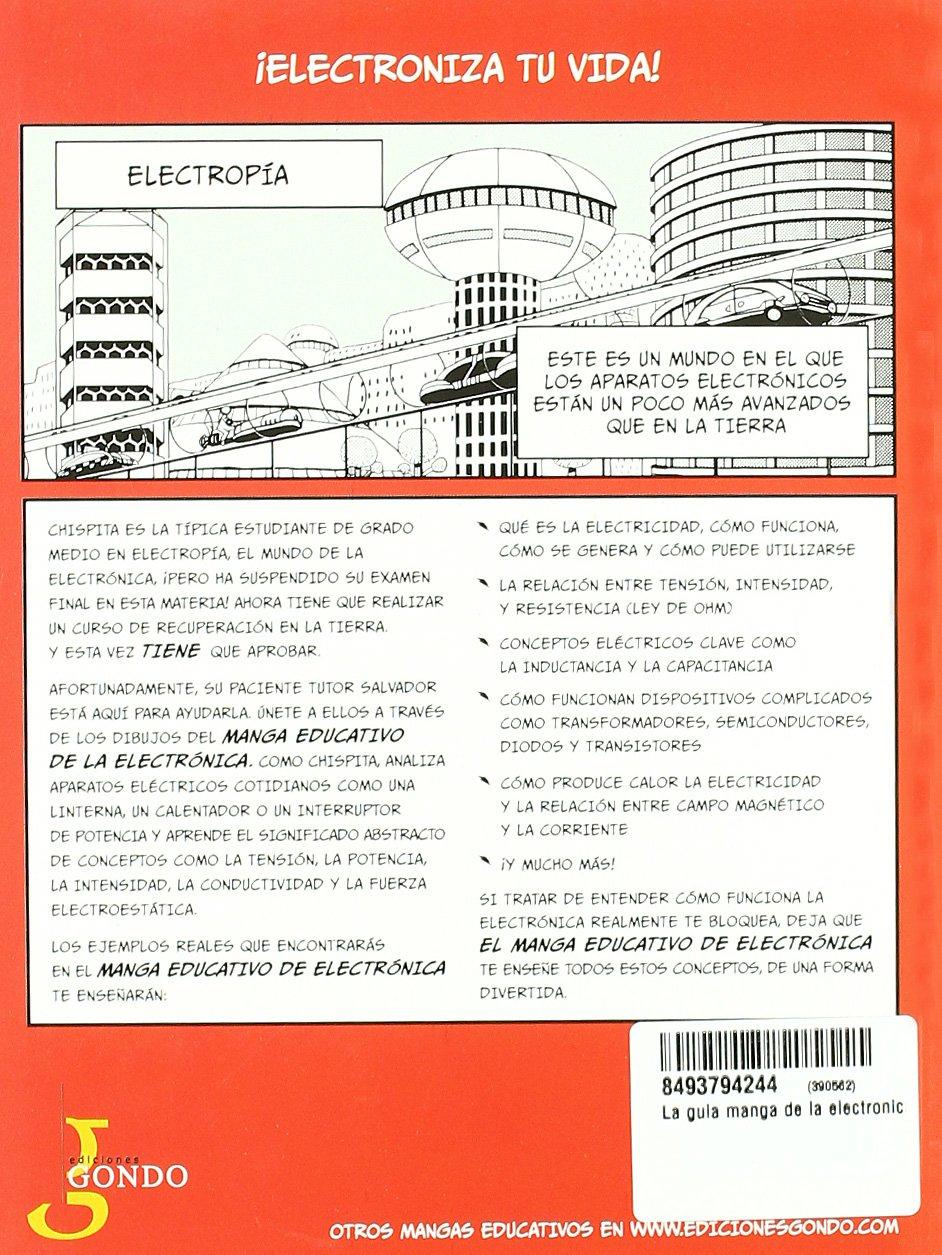 La guía manga de la electrónica (Manga educativo): Amazon.es: VV.AA, Javier Plaza Tejera: Libros