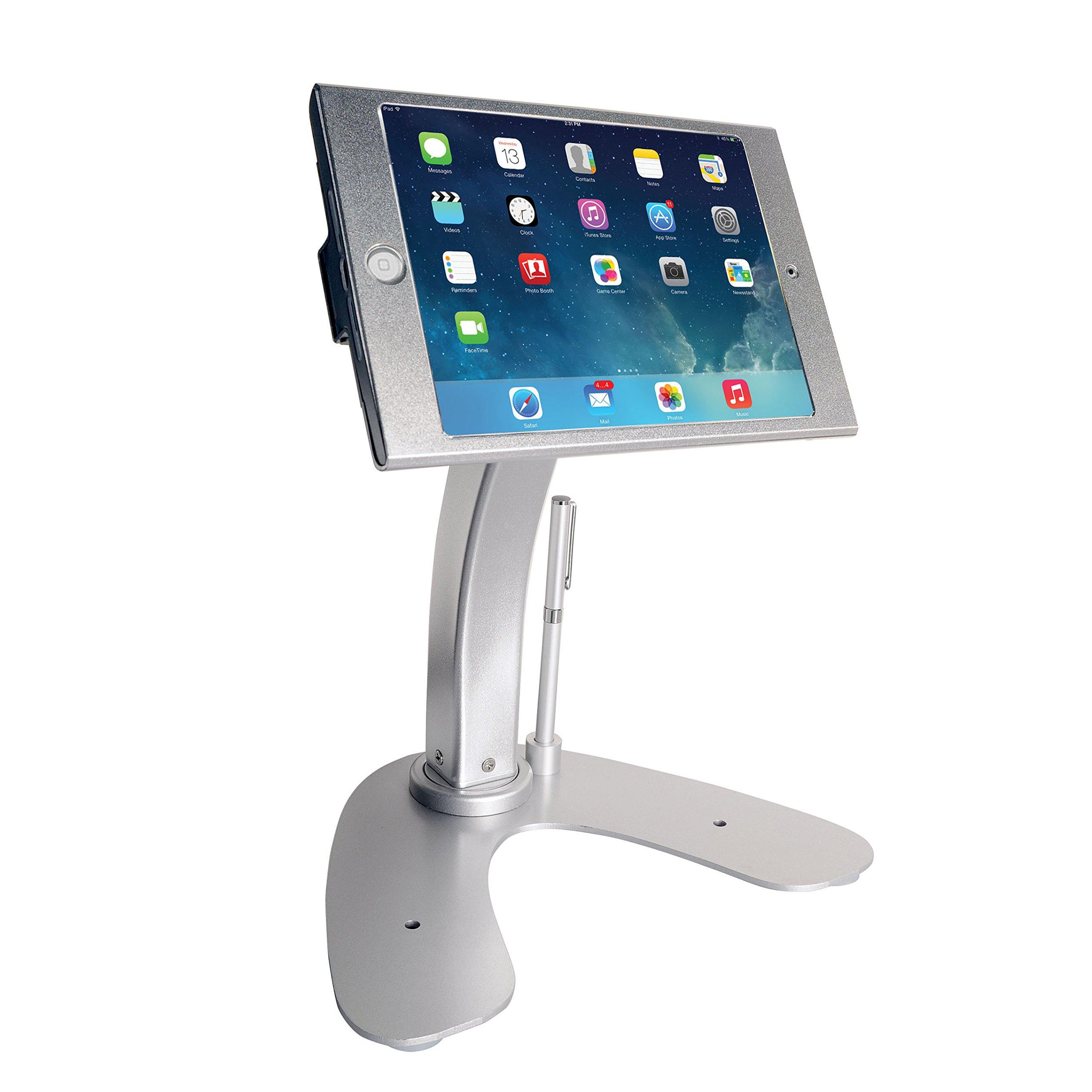CTA Digital Anti-Theft Security Kiosk & POS Stand for iPad mini 1 / 2 / 3 / 4 (PAD-ASKM) by CTA Digital
