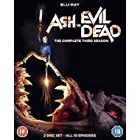 Ash vs Evil Dead Season 3 [Blu-ray] [2018]