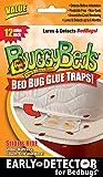 12pk Value BuggyBeds Bed Bug Glue Traps
