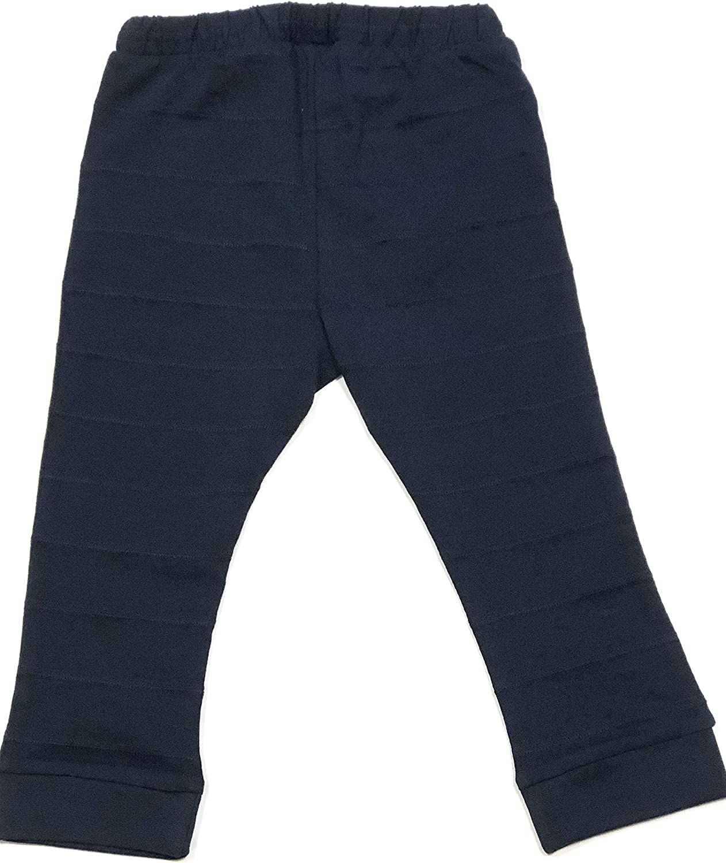 NAME IT Baby Jersey-Hose Gr.56-86 Baumwoll Stoffhose Marine dunkelblau neu!