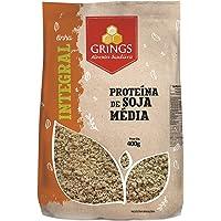 Proteína de Soja Médioia Grings 400g