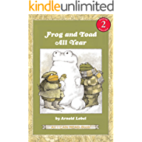 Frog and Toad All Year (Frog and Toad I Can Read Stories Book 3)