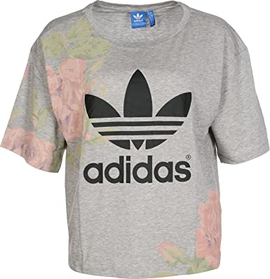 t-shirt damen adidas rose