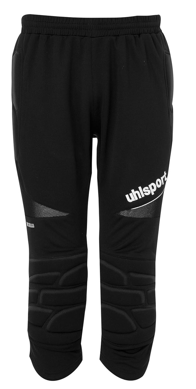 Mens Uhlsport ANATOMIC Goalkeeper 3/4 padded trousers For Soccer