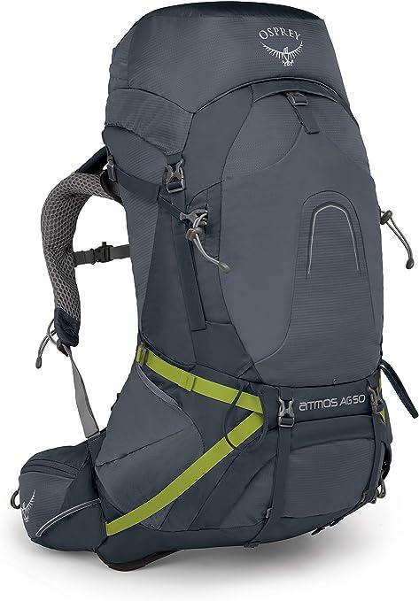 Osprey Atmos AG 50 Men's Backpacking Backpack | Backcountry.com