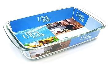 Zodiac MA211 Ultra Cook recto asador 25 cm x 15 cm/1 L: Amazon.es: Industria, empresas y ciencia