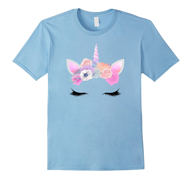 Cute Unicorn Halloween Costume T Shirt-FL