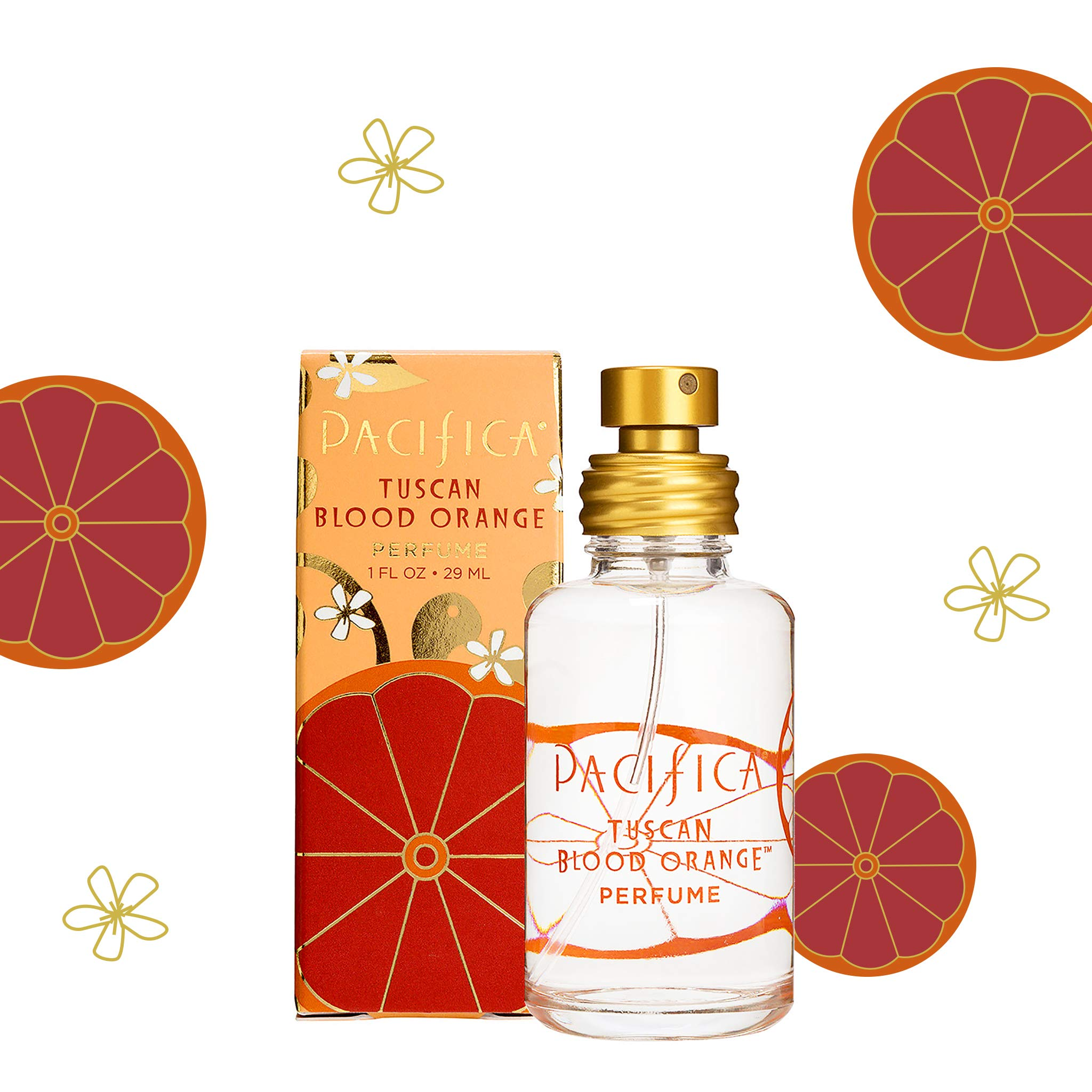 Pacifica Beauty Tuscan Blood Orange Spray Perfume