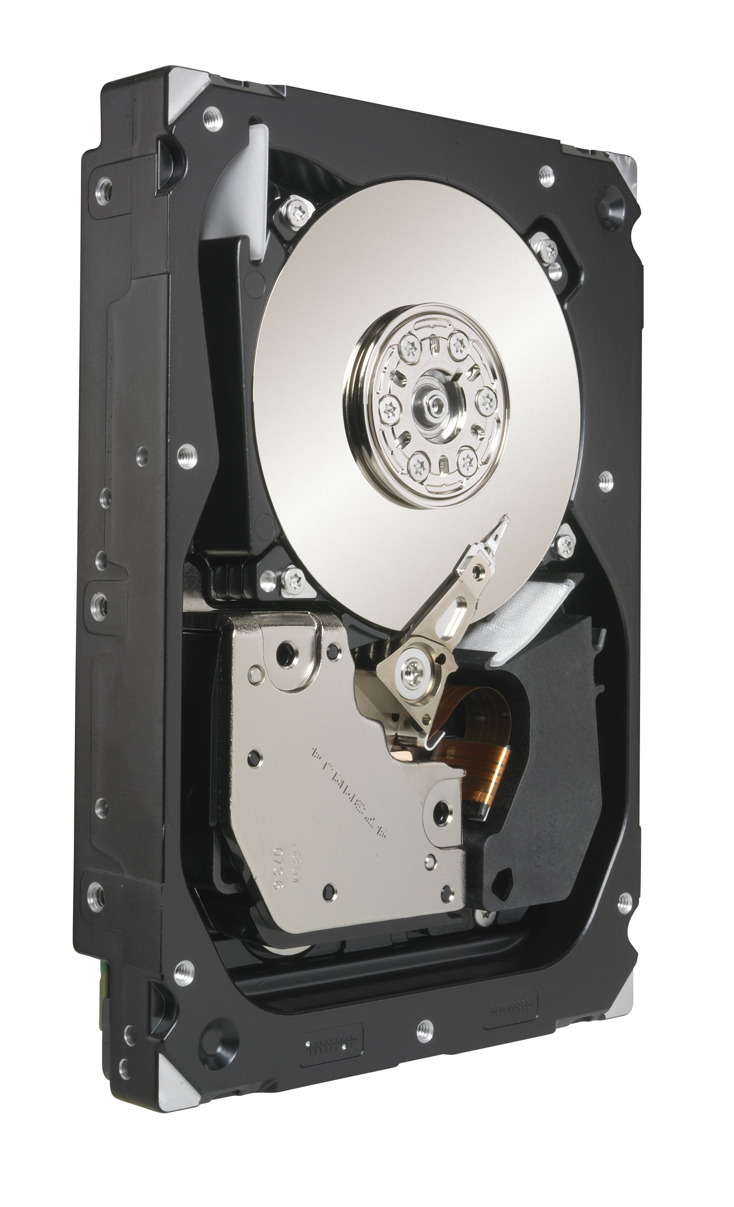 Seagate Cheetah 15K.7 600 GB 15000RPM SAS 6 Gb/s 16MB Cache 3.5 Inch Internal Bare Drive ST3600057SS by Seagate