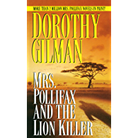 Mrs. Pollifax and the Lion Killer (English Edition)