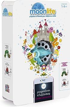 Moonlite Proyector de Historias para niños, 6047227, MULTICOULEUR ...