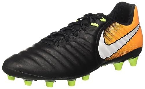 online store 73d23 639e8 Nike Tiempo Ligera IV AG-Pro, Botas de fútbol para Hombre: Amazon.es:  Zapatos y complementos