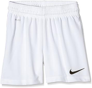 brand new 6dbca 8e632 Nike Park II Knit Short Mixte Enfant, Blanc (Blanc Noir) , XS
