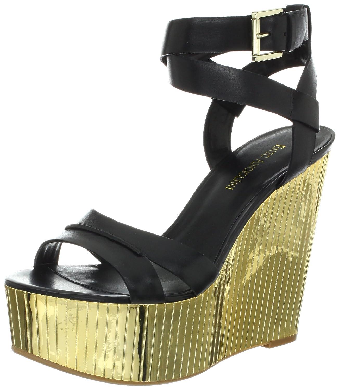 2d4b170984a Enzo Angiolini Women s Zamaz Wedge Sandal