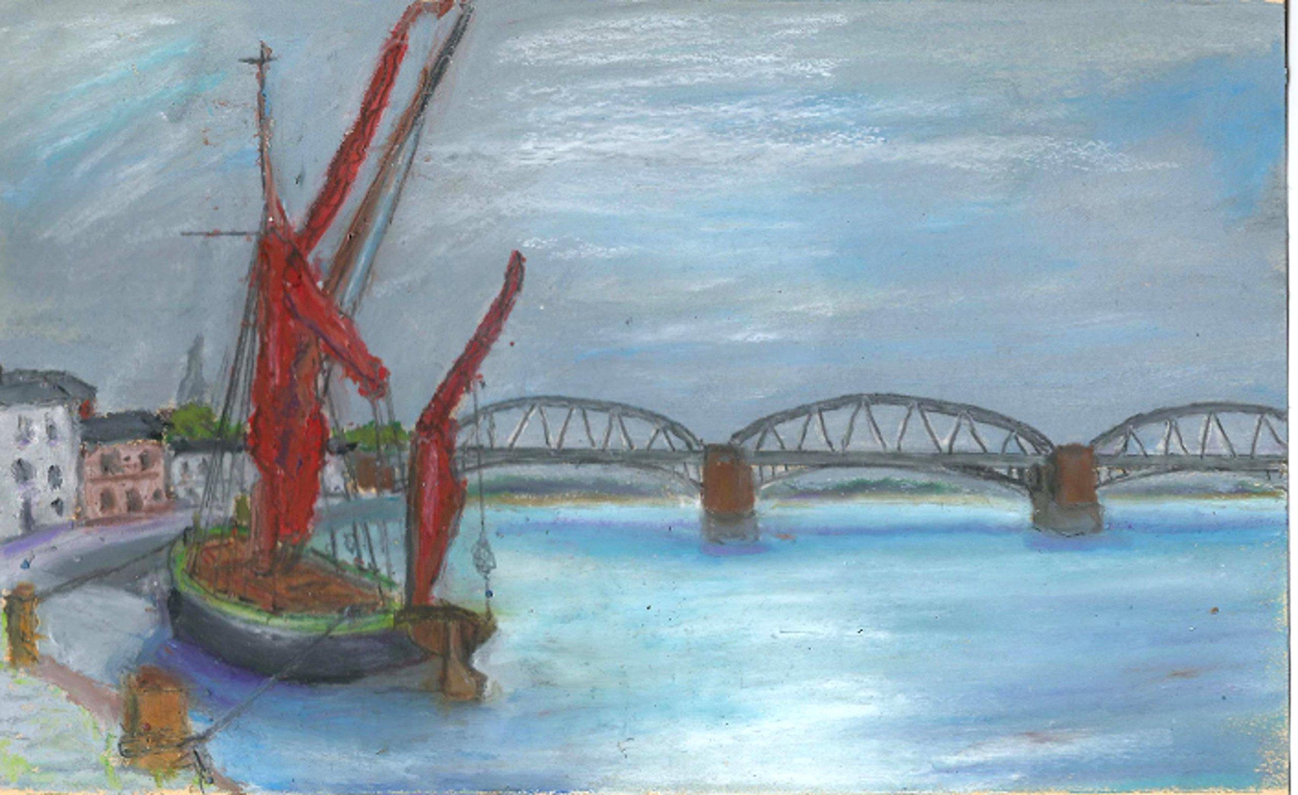 Barnes Bridge by