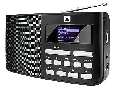 Internetradio mit Akku