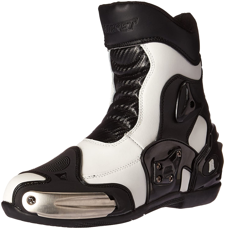 Joe Rocket Super Street RX14 Leather Motorcycle Boot