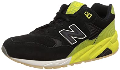 brand new 507df 4bea6 Amazon.com | New Balance MRT 580 Shoes Mens Size 8.5 (Black ...