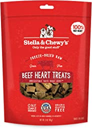 Stella & Chewy's Freeze-Dried Raw Chicken Hearts Dog Treats