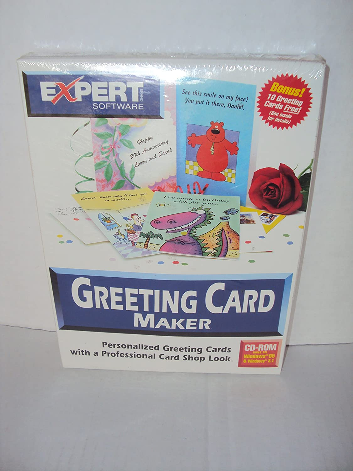 Amazon Greeting Card Maker – Free Birthday Card Software