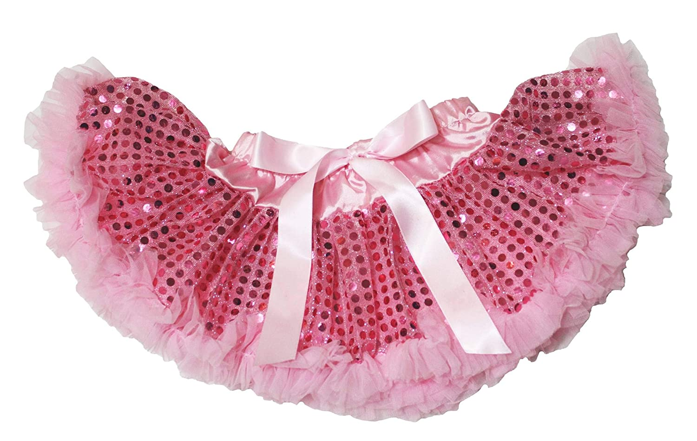 Petitebella Black Orange Polka Dots Baby Skirt 3-12m