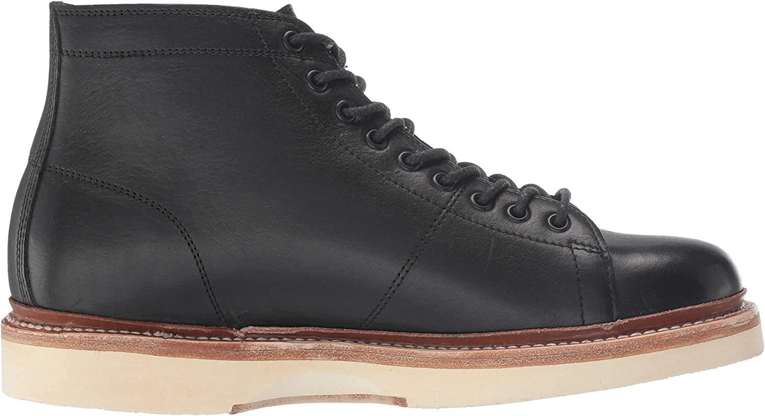 FRYE Men's Bryant Lace Up Fashion Boot Black