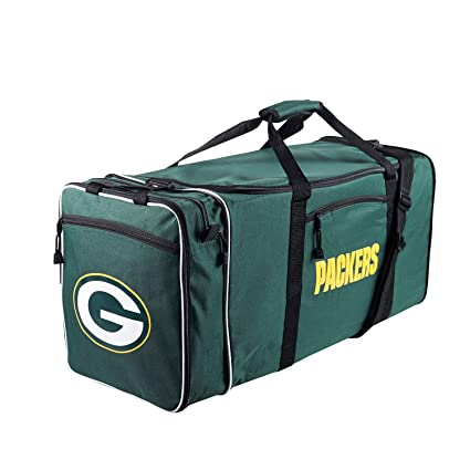 b47436ff8148 Image Unavailable. Image not available for. Color  NFL Green Bay Packers  Duffle Bag ...