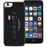 【WAYLLY】iPhone 7/8/6s/6 対応兼用ケース, [どこでもくっつくケース] [米軍MIL衝撃吸収規格] ウェイリー アイフォン 耐衝撃 カバー (JUICE) ヒルナンデス,スッキリで放送