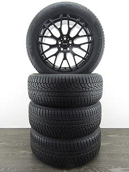 4 ruedas de invierno de 19 pulgadas aptas para Jaguar F-ace DC X761 neumáticos de invierno platino P Hankook.: Amazon.es: Coche y moto